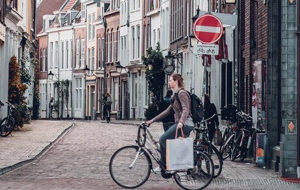 utrecht fietser
