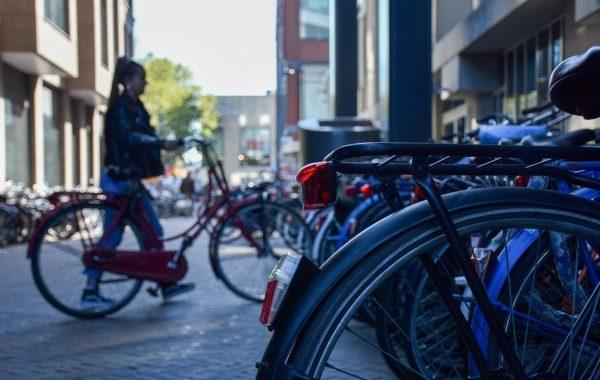 utrecht fietsers ruimte